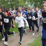 """,,Comeback"""" des Crosslaufs: Nach einer Pause von vier Jahren findet die Sportveranstaltung wieder statt. Am Freitag nächster Woche, 22. Mai, begeben sich die Schülerinnen und Schüler der ESG auf einen Rundkurs in der Rheinaue."""