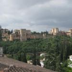 8 Die Alhambra in Granada