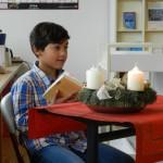 Joaquin liest uns vor, woran man Hexen erkennt
