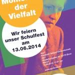 Schulfest_Poster